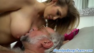 Bigtits Teen Pounded By Old Dude